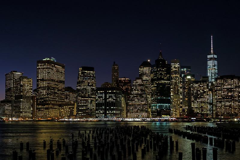 Lower Manhattan - 2015