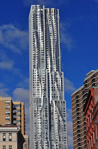 Beekman Tower - Lower Manhattan - 2011