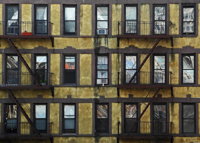 Along the High Line - West 29th. Street - Manhattan - 2012