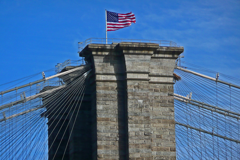 Brooklyn Bridge - 2009