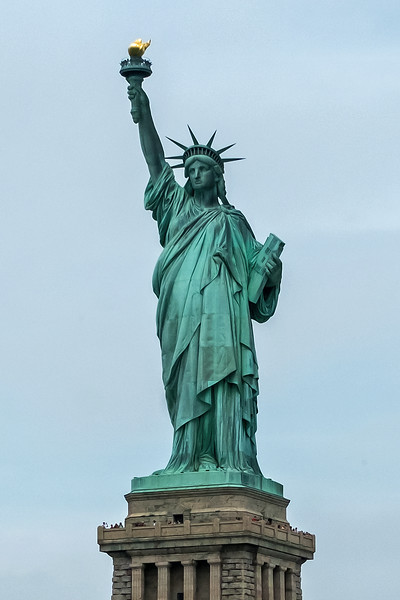 Statue of Liberty - 2017