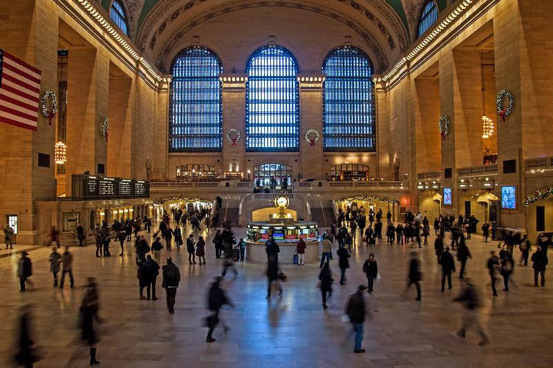 Grand Central Terminal - 2014