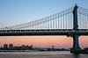 Manhattan and Williamsburg Bridges - 2015