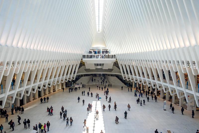 Westfield World Trade Center - 2018