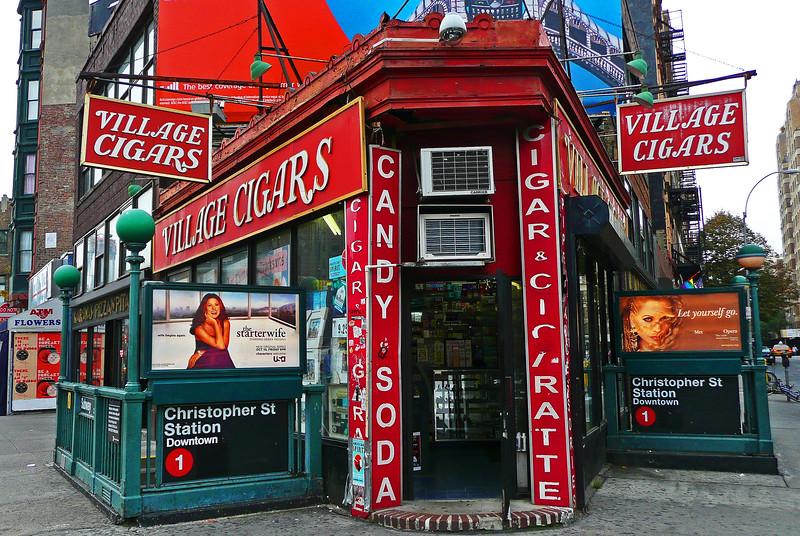 Village Cigars - Greenwich Village - 2008