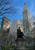 William H. Seward Monument - Madison Square Park - 2012