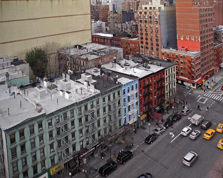 1st. Avenue and 61st. Street - 2013