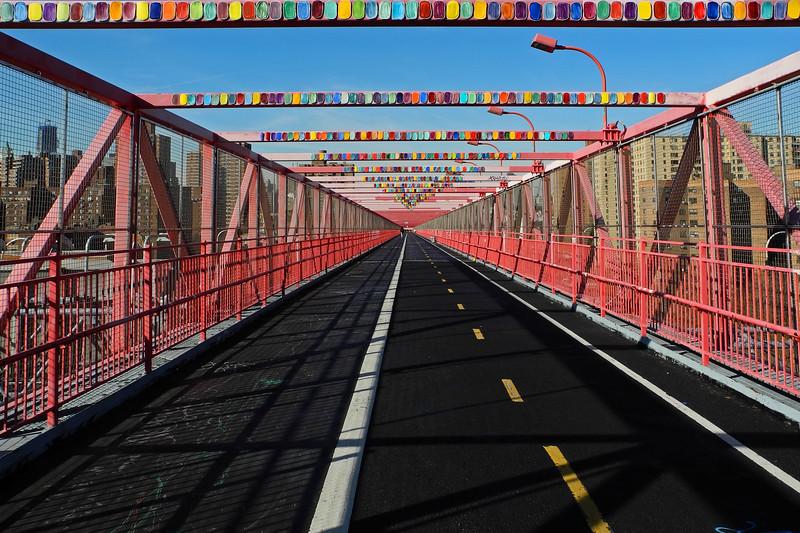 Williamsburg Bridge - 2011