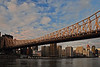 Queensborough Bridge and Upper East Side - 2009