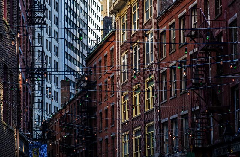 Stone Street - Lower Manhattan - 2018