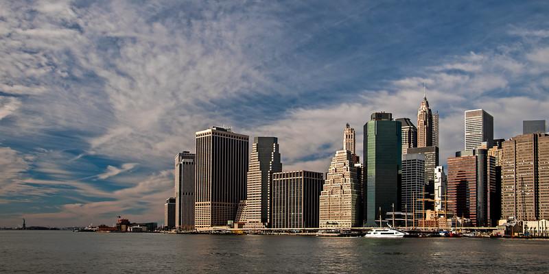Lower Manhattan - 2014