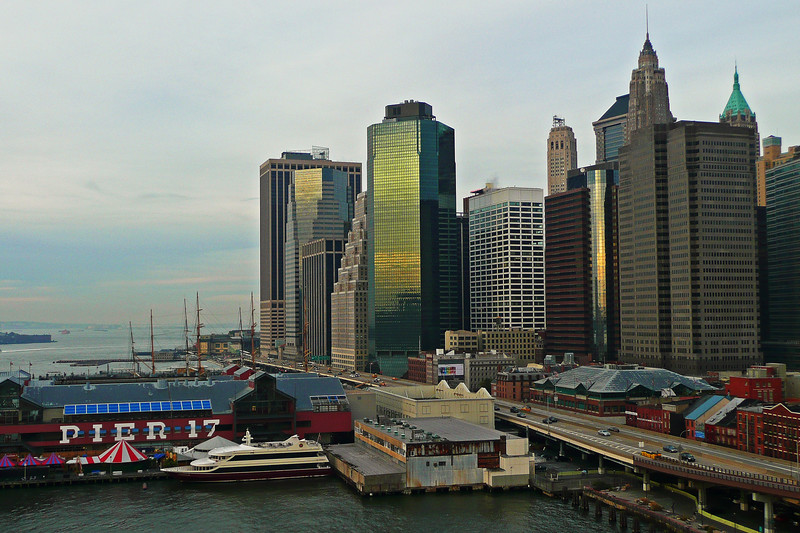 Lower Manhattan - 2008