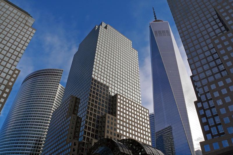 Lower Manhattan - 2013