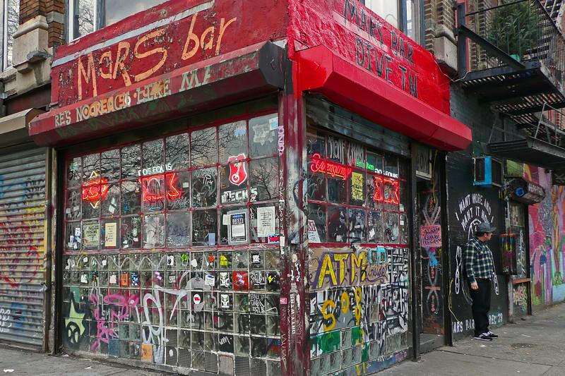 Mars Bar - East Village - 2008