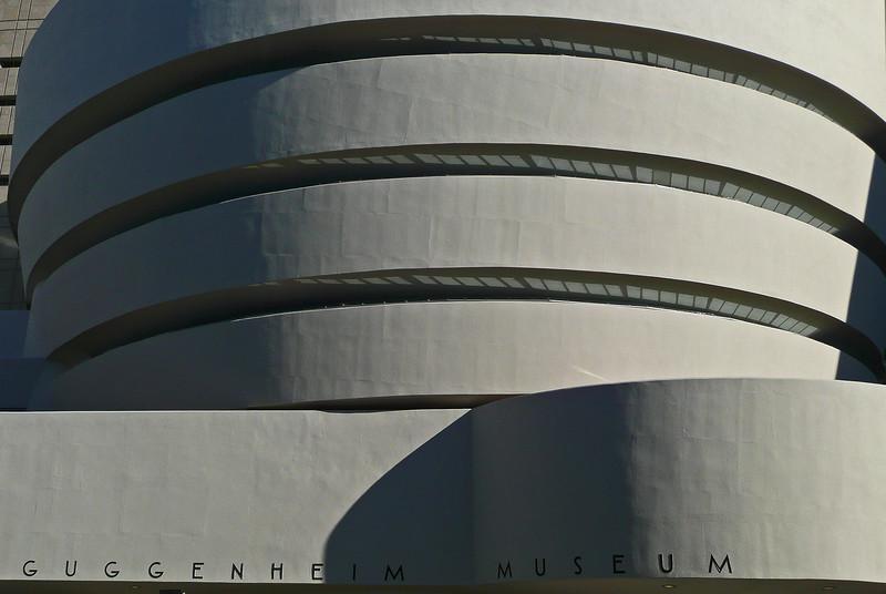 Guggenheim Museum - 5th. Avenue - Upper East Side - 2008