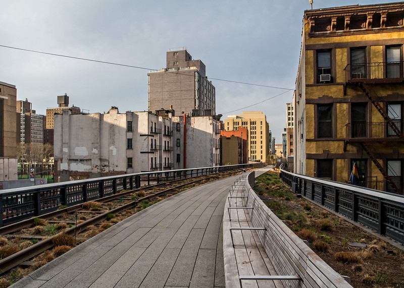 The High Line - 2015