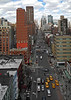 A view up 1st. Avenue from 60th. Street - 2013
