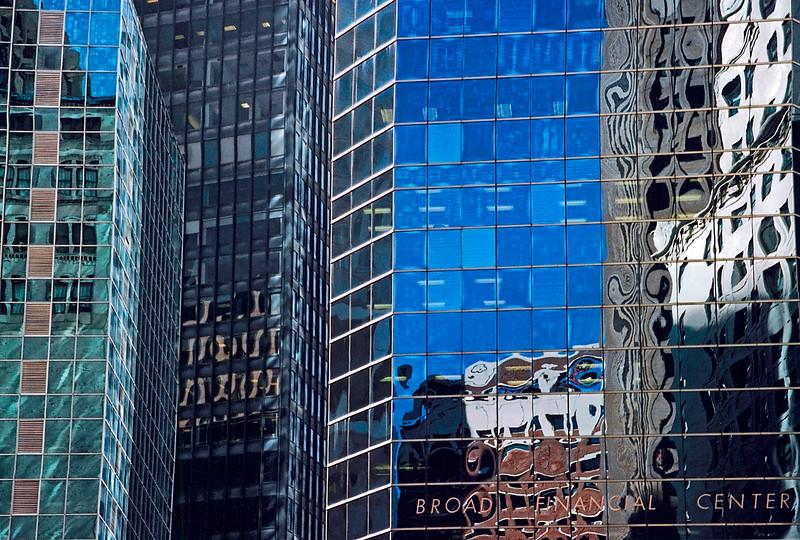Lower Manhattan - 2007