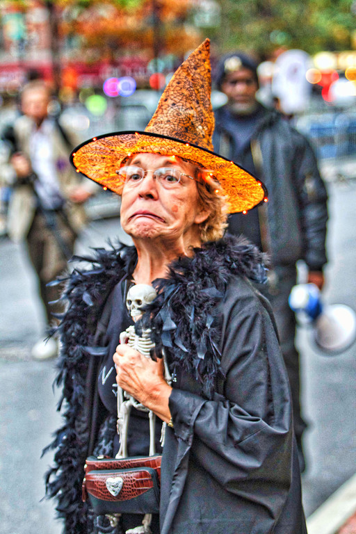 New York City's 40th Anniversary Village Halloween Parade