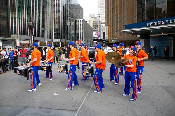 New York Sticks Drumline