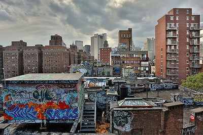 New York Grafitti