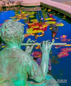 Magic Flute in Central Park's Secret Garden