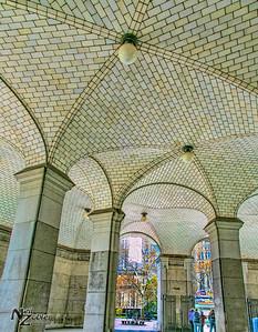 City Hall Subway Station, Manhattan