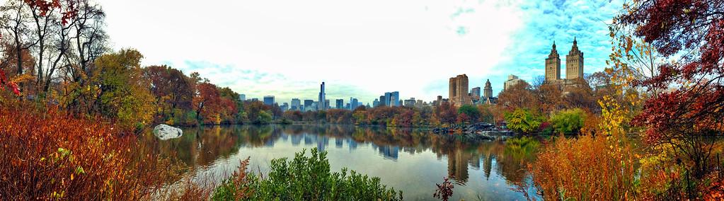 New York Panoramics