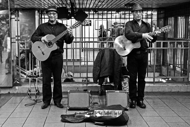 Subway duet - 2011