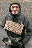 Homeless -  Lower Manhattan - 2007