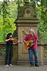 Performers at The Terrace - Central Park - 2008