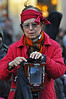 """Street Portraits from """"Occupy Wall Street"""" gathering at Union Square - 2012"""