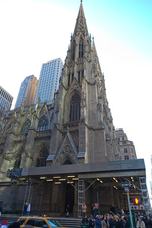 St  Patrick's Cathedral _9847