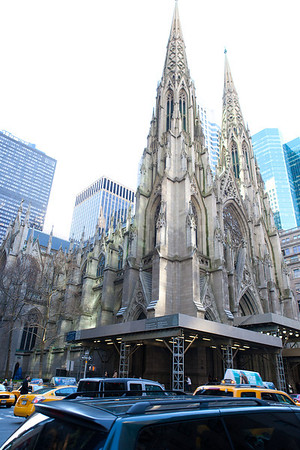 St  Patrick's Cathedral _9845