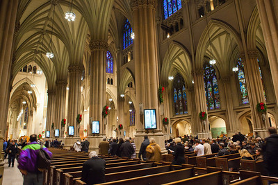 St  Patrick's Cathedral _9855
