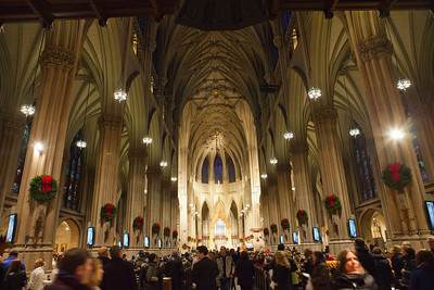St  Patrick's Cathedral _9854