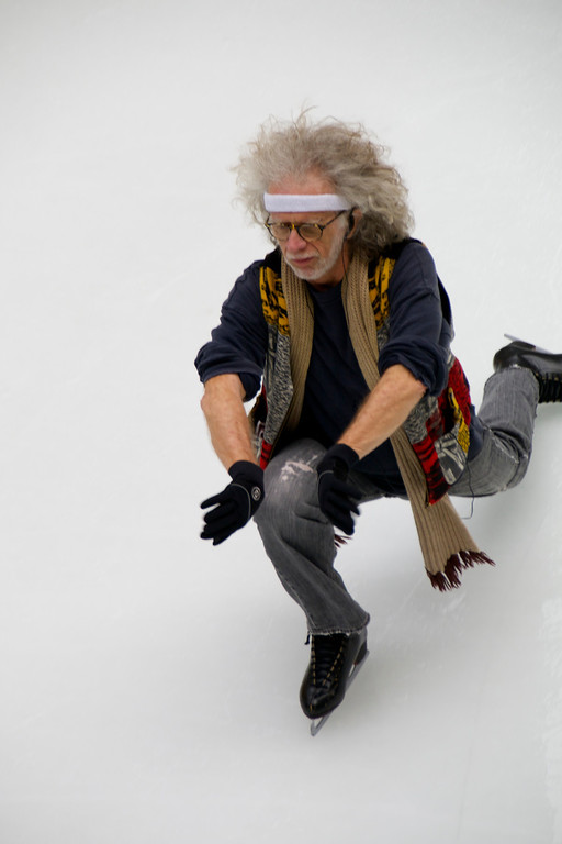 The Ice Skating Hippie