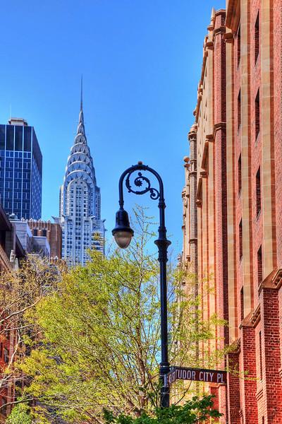 Tudor City from E. 43rd Street