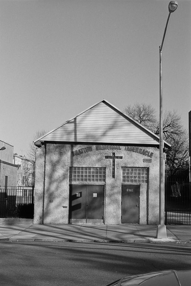 NYC, Brooklyn, February 2012, R2M Tri-X 800