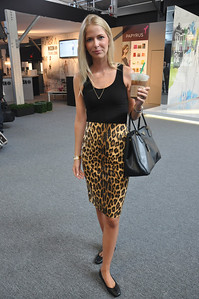 New York Fashion Week Street Style - Animal Prints