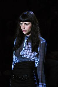 Hair and Makeup - NY Fashion Week Fall 2013