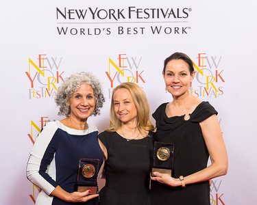 The New York Festivals International TV & Film Awards 2017; 4/25/17
