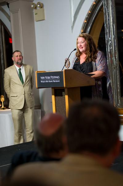2017 NYF Radio Program & Promotion Awards, NYC; 6/19/2017