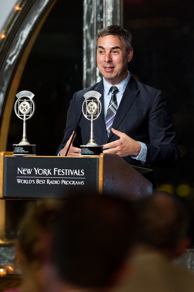 2017 NYF Radio Program & Promotion Awards, NYC; 6/19/2017