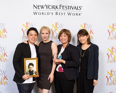New York Festivals Advertising 15: Winner Portraits