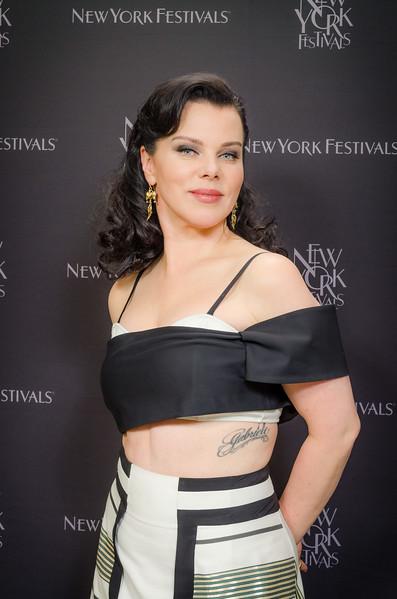 2017 New York Festivals Advertising Awards Gala in New York City; 5/18/2017