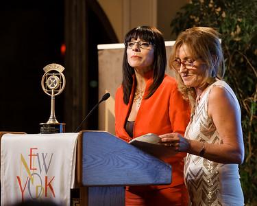 2015 NYF Radio Program & Promotion Awards, NYC; 6/22/2015