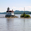 In 1990 a group of concerned citizens dismayed over the condition of the lighthouse formed the Save Esopus Lighthouse Commission (SELC) which obtained a lease from the Coast Guard.  Years of fundraising and hard work by the SELC succeeded in stabilizing and restoring the structure.