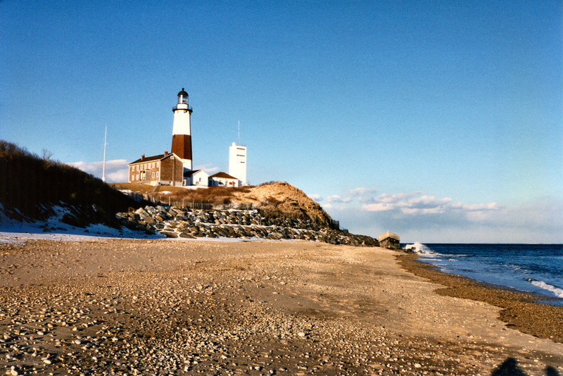 The lighthouse was automated on February 3, 1987 and was leased to the Montauk Historical Society who continues to maintain the light and provide access to the public. They have installed a wonderful museum which contains many lighthouse artifacts. In 1996 legislation transferred the lighthouse property to the Montauk Historical Society.  On March 5, 2012 the Montauk Point Lighthouse was designated as a National Historic Landmark in recognition of the significant role played by the lighthouse in American maritime history.