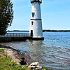 Public transportation to the island has been arranged with nearby Clayton Island Tours (claytonislandtours.com) who provide cruises to the island during the summer.  Private boats are also welcome to dock at the park.  A trip to the Rock Island Lighthouse is a must when visiting the Thousand Islands area.